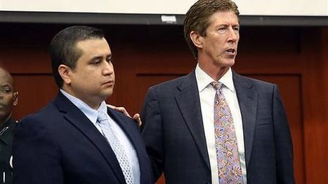 George Zimmerman acquitted of murder in Trayvon Martin shooting death | Independant Thought | Scoop.it