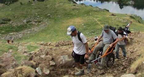 Néouvielle : la montagne rendue accessible aux handicapés | Sport et développement durable | Scoop.it