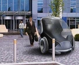 Des voitures sans conducteur dans une ville anglaise | cours info | Scoop.it