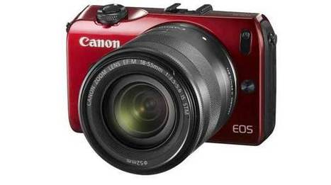 Canon EOS M Test - Jetzt unter 560,00 EURO | Camera News | Scoop.it