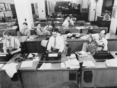 Les journalistes sont-ils déconnectés de la réalité ? - Francetv info | Edition - Presse - Médias | Scoop.it