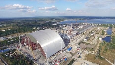 14/11/2016 Démarrage du poussage de l'enceinte de confinement de Tchernobyl   Génie civil   Scoop.it