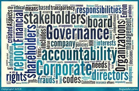 Corporate Governance the Missing link in Pakistan | Personal Development, Self Improvement & Capacity Building | Scoop.it