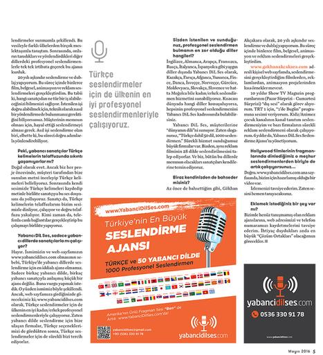 Almanca seslendirme | Atasoy | Scoop.it