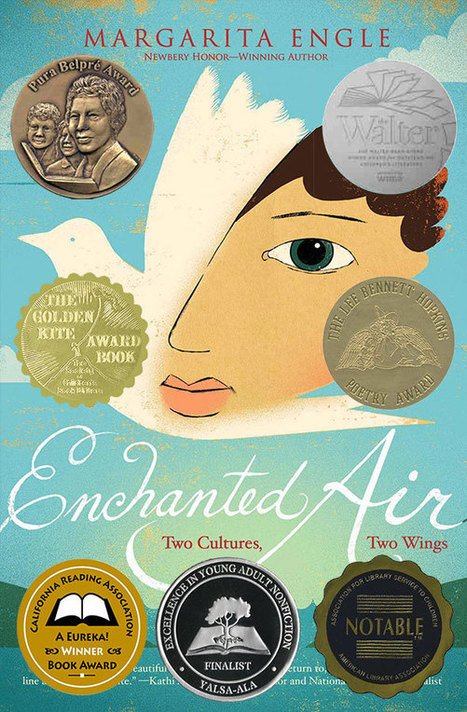 Rich in Color | Review: Enchanted Air: Two Cultures, Two Wings: A Memoir | Young Adult Novels | Scoop.it