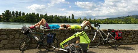www.ViaRhona.com : toutes les infos sur les 815 km d'itinéraire vélo le long du Rhône | ViaRhôna à vélo, du Léman à la Méditérranée | Scoop.it