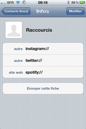Astuce Siri : lancer une application tierce directement depuis Siri - iPhone 4S | mlearn | Scoop.it