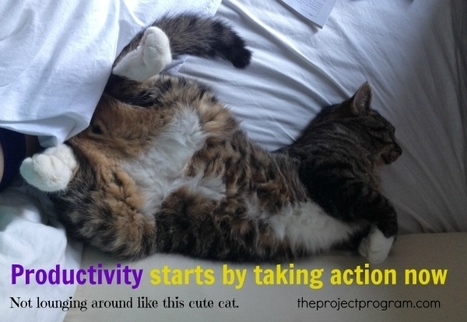 24 Ways To Be highly Productive Today | NYL - News YOU Like | Scoop.it