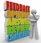 Feedback: It's the Guidance System For Improving Performance | Management | Scoop.it