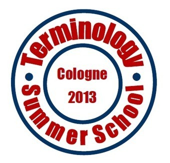 TermNet - International Terminology Summer School 2013 | Translation Studies, Corpus Linguistics, Academia | Scoop.it