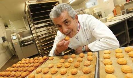 Qui sera le prochain grand pâtissier saison 3 : Philippe Urraca, portrait du juré | Gastronomie Française 2.0 | Scoop.it