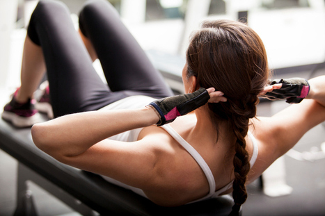 Gym Anxiety? 7 Tips That Will Help You Overcome Your Fitness Fears   Health and Fitness   Scoop.it