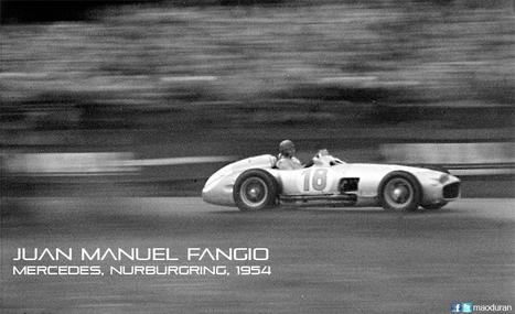 Juan Manuel Fangio | Racing is in my blood | Scoop.it