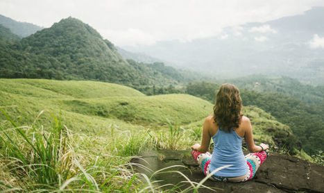 How To Maintain Your Meditation Practice While Traveling | Mindful | Scoop.it