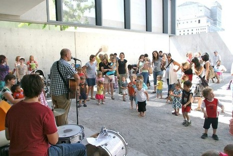 Summer Family Concert | Contemporary Art Museum St. Louis | Museus e Centros de Arte Contemporânea | Scoop.it