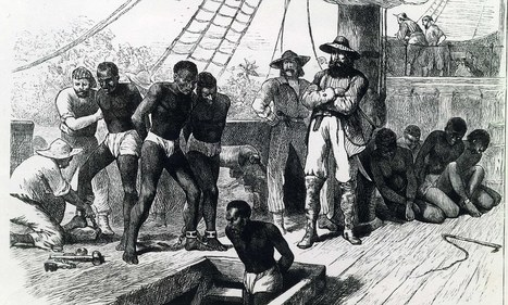 Massacre of the slaves who did not die in vain: THE ZONG BY JAMES WALVIN | Our Black History | Scoop.it