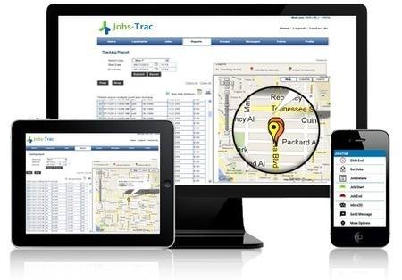 Mobile Workforce Management Application | Job Dispatch | JobsTrac | Mobile Workforce Management Application | Scoop.it