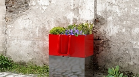Nantes: Un urinoir écologique pour stopper les dégradations urbaines   Aménagement des espaces de vie   Scoop.it