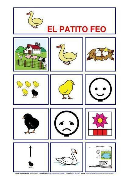 Cuentos con pictogramas - Orientación Andújar - Recursos Educativos | Autismo y Recursos de aprendizaje | Scoop.it