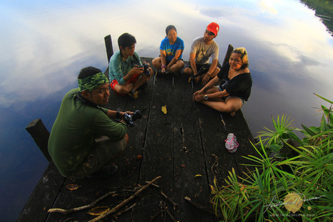 Travel Mindanao   Placid as Lake Apo in Valencia Bukidnon - Ironwulf En Route - The Philippines Travel and Photography Blog   Philippine Travel   Scoop.it