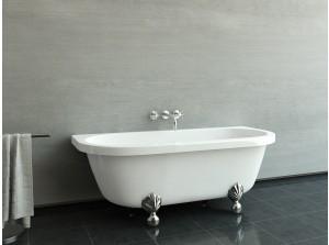 Traditional Clawfoot tub   Clawfoot bathtub   Scoop.it