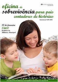 Biblioteca Municipal de Esposende promove Oficina de Contadores de Histórias | Arte de cor | Scoop.it