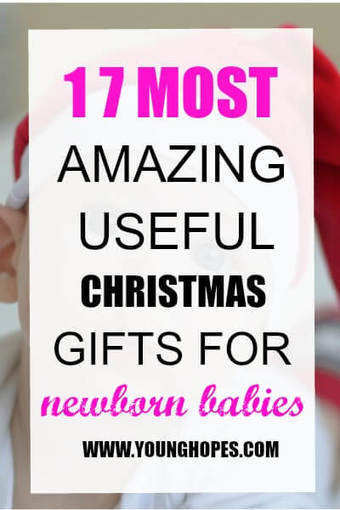 17 Most Amazing, Good Christmas Gifts for a Newborn Baby • | All Occasion Gifts | Scoop.it