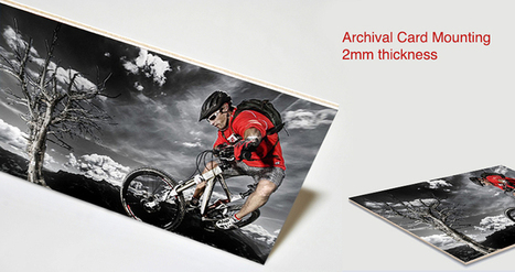 Archival Photo Mounting on Card | CMYK Imaging | Scoop.it