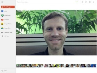 Official Google Enterprise Blog: Larger hangouts in Google+ for businesses, governments and schools | Digital tools | Scoop.it