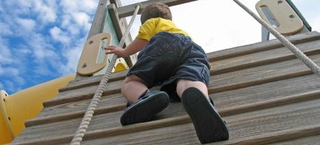 Risky outdoor play positively impacts children's health: UBC study   Bubble Wrap Revolution   Scoop.it