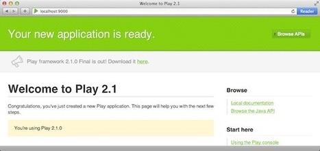 Deploying Play Framework applications onto WebSphere Liberty ... | WebSphere | Scoop.it