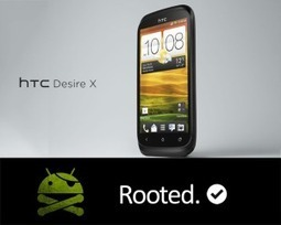 How to Root HTC Desire X Running Jelly Bean 4.1.1 | Android | Scoop.it