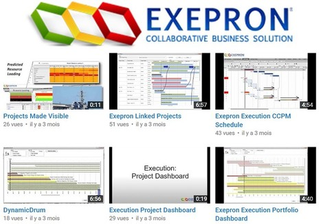 Exepron CCPM software YouTube Channel | Critical Chain Project Management | Scoop.it