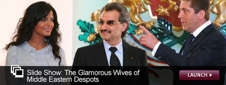 Queen Rania, Asma al-Assad, and other Middle Eastern rulers' wives who have become symbols of inequality. | Coveting Freedom | Scoop.it