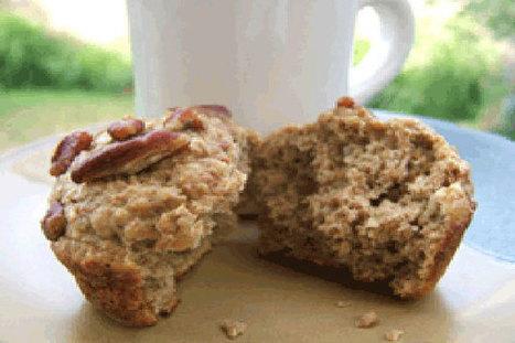 Muffins à la poire et aux lentilles - Vivez mieux | Radio-canada.ca | recettes de cuisine de campagne | Scoop.it