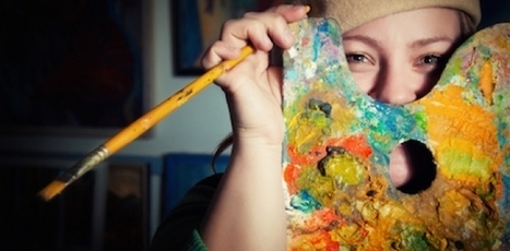 Why So Many Artists Are Highly Sensitive People | creative process or what inspires creativity? | Scoop.it