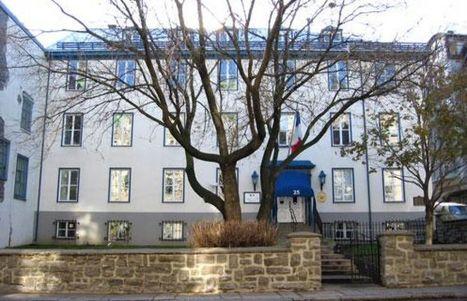 La France a vendu la Maison Kent à Québec | L'observateur du patrimoine | Scoop.it