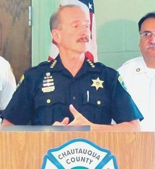 Sheriff supports stricter gun laws, Second Amendment rights - ObserverToday.com | News, Sports, Jobs, Community Information - Dunkirk | The Observer | Second Amendment Phil Roland | Scoop.it