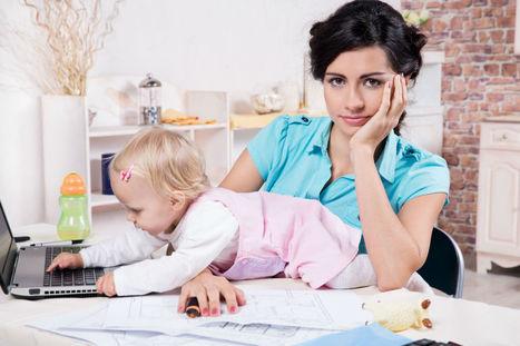 Maman et entrepreneure : des réseaux et des espaces de travail pour vous ! | Autoentrepreneurs | Scoop.it