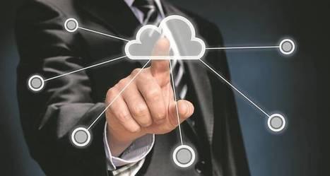 Cloud, les géants en quête de start-up - Les Echos / Stratégie | Articles Presse SATELLIZ | Scoop.it