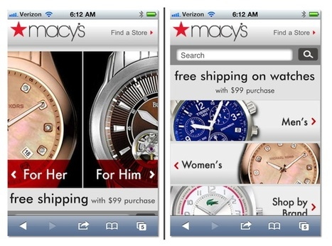 Making The Case For Native Mobile Landing Pages | Mobile Marketing | News Updates | Scoop.it