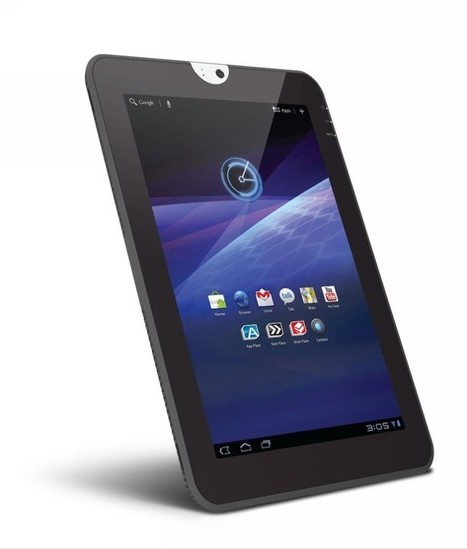 Top 10 tablets for the holidays - Washington Post   Technology for productivity   Scoop.it