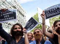 Sexisme au travail:8 femmes sur 10 concernées - France Inter   Coups de coeur d'une attachée de presse   Scoop.it