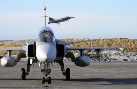 Iceland Air Meet 2014 Comes To An End - Gripen | Fighter Jet News | Scoop.it