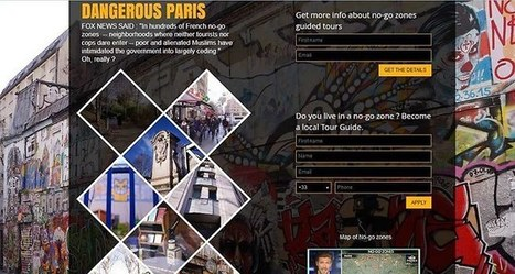 """Un tourisme décalé se développe à Paris dans les """"no-go zones""""   Innovations, Marketing and Tourism   Scoop.it"""