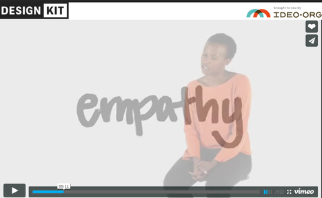 Design Kit: Human-centered design is premised on empathy | shubush design & wellbeing | Scoop.it