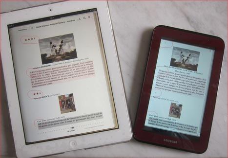 La lecture sur tablette : quelques infos pour le débutant 2/2 - Le Blog de VisiMuZ | VisiMuZ : les guides des musées sur tablettes | Scoop.it