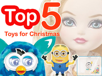 Top 5 Toys for Christmas 2013 | Hot Christmas Toys 2013 | Christmas | Scoop.it
