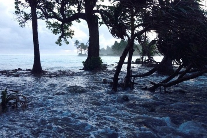 Climat: les îles du Pacifique mettent de la pression sur la conférence de Paris | Bernadette CARREON | Changements climatiques | Iles | Scoop.it