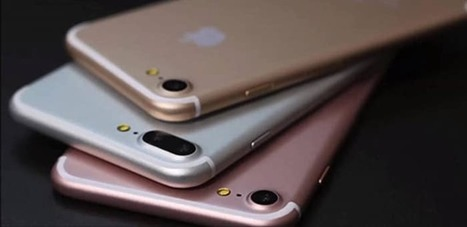 Goophone i7 Plus clone perfetto di iPhone 7 Plus | guideitech | Scoop.it